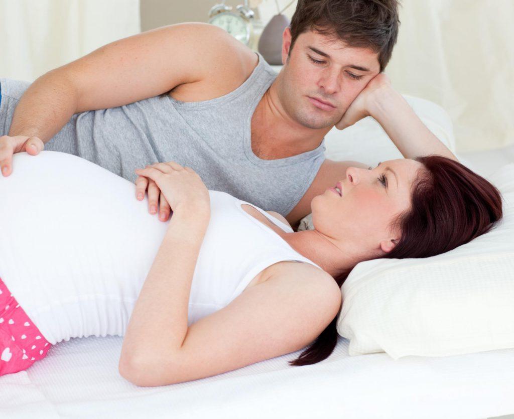 Brak ochoty na seks w trakcie ciąży – czym jest uwarunkowany?