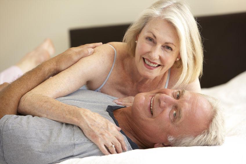 Sprawność seksualna mężczyzny po 60 roku życia